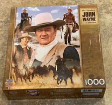 1000 Piece Puzzle John Wayne America's Cowboy New Sealed