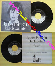LP 45 7'' JANE BIRKIN Black white PIERRE BACHELET france DESK FIELD no cd mc*dvd