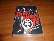 Tokio Hotel - Caught on Camera (DVD, Full Frame 2009) Used