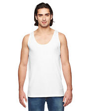 American Apparel Mens Cotton Power Washed Tank Top Shirt XS-2XL 2411