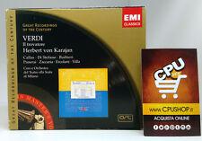 VERDI - IL TROVATORE - HERBERT VON KARAJAN - EMI Classic - Cofanetto CD
