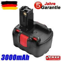 Neue 14,4 V 3,0 Ah Ni-MH Akku für Bosch BAT038 BAT040 BAT140 2607335533 PSR1440