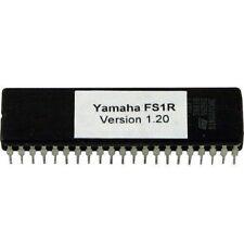 YAMAHA FS1R OS VERSION 1.20 firmware EPROM FS-1R Update Upgrade
