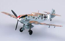 EASY MODEL 1/72 Messerschmitt Bf109E/trop 2/JG27 - prêts # 37277