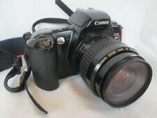 Canon EOS Rebel X S Film Camera with Hoya 52mm Skylight 1B Lens 35-80mm