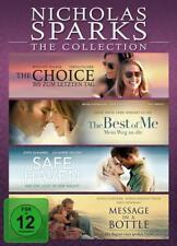 Nicholas Sparks - The Collection  [4 DVDs] (2016)