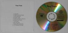 Ting Tings - Selftitled - U.S. Promo CD