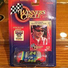 Winner's Circle Jeff Gordon #24 1998 DuPont Chevrolet Monte Carlo 1:64