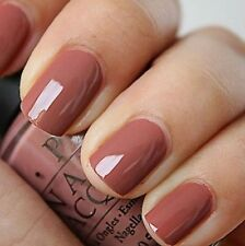 OPI:  CHOCOLATE MOOSE NL C89 Nail Lacquer (15ml) New: Freepost Australia