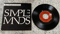 Simple Minds - Alive and Kicking  - 45 RPM
