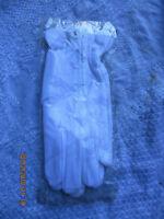 gants blanc armée française