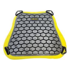 Protecciones color principal amarillo para motoristas