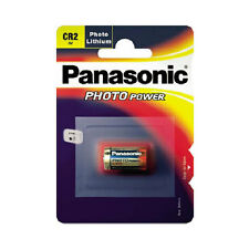 Panasonic CR2 Photo Power Lithium 3V Battery
