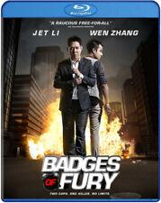 Badges of Fury [Blu-ray]   --Hong Kong RARE Kung Fu Martial Arts Action-B11+1A