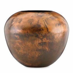 DONNA KARAN LENOX Burnished Copper Vase - EXCLUSIVE