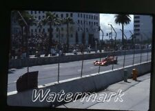 35mm Photo slide Long Beach Grand prix west auto race April 1978 racing #4
