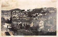 4409) PANORAMA DI FIESOLE (FIRENZE) DALLA COLLINA FRANCESCANA VIAGGIATA NEL 1935