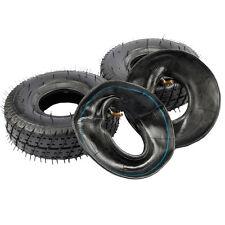 2x Reifen und 2x Schlauch 3.50-4 Mach1 Benzin & Elektro Scooter / mini Quad 1411