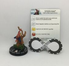 Heroclix - Spider-Man 024 - Marvel 10th Anniversary - Chase W/ Card