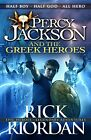 Percy Jackson and the Greek Heroes New Paperback Book Rick Riordan