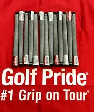 13 Golf Pride Tour Velvet 360 White Midsize Golf Grips