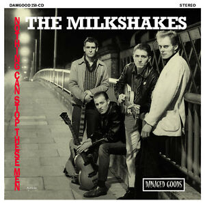 The Milkshakes - Nothing Can Stop These Men *NEW CD*  BILLY CHILDISH