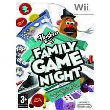 Hasbro Family Game Night (Wii Game) *GOOD CONDITION*