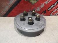 2004 KX 250F CLUTCH PRESSURE PLATE + SPRINGS  (A) 04 KXF 250