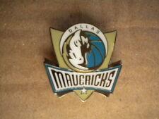 NBA Dallas Mavericks Pins 2- All Metal  with /Case   2 Pins Free Shipping
