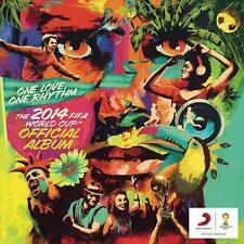 One love, one rhythm-The Official 2014 Fifa Worl di Various Artists (2014), OVP