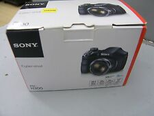 Sony Cyber-shot DSC-H300 20.1MP Digital Camera - Black