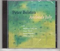 (HH337) Peter Belsten, Andrea's July - 2009 Sealed CD