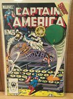 Marvel Comic, Captain America #314, VF/NM, 1985, Squadron Supreme, SecretWars II