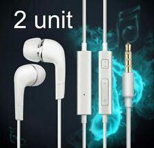 2x Audífonos Earbuds Earphones Headphones auriculares EarPods 009
