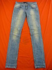 BERSHKA Jean Taille 36 Fr - Bleu - Slim - Stretch