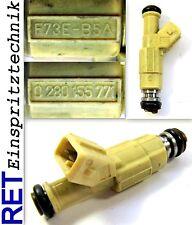 Einspritzdüse BOSCH 0280155771 Ford Cougar Mondeo F73E-B5A gereinigt & geprüft