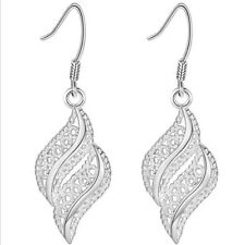 Fashion Exquisite Hollow Out Leafs Earrings Dangle Earrings Jewelry NEW!