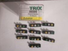 Minitrix 10 x 66580 Klemmleiste 3-Polig NEU + OVP