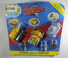 Carlton Thunderbirds Action Adventure Set Virgil Hood Mole Firefly Submarine Toy