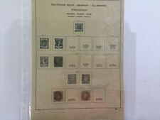 Germany  stamps page  R29978
