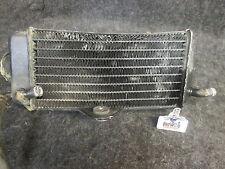 Honda Cr250 1987 d'Occasion ORIGINAL OEM Côté DROIT Réservoir latéral radiateur