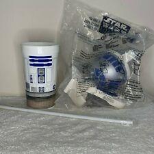 1999 STAR WARS Episode 1 The Phantom Menace Cup Topper * R2-D2 * R2D2 * KFC