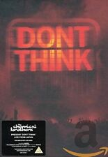 The Chemical Brothers: Don't Think Limited Edition DVD + Audio CD