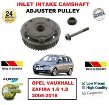 FOR OPEL VAUXHALL ZAFIRA 1.6 1.8 2005-2018 INLET INTAKE CAMSHAFT ADJUSTER PULLEY