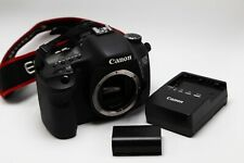 Canon EOS 7D Mark I Body Only good condition