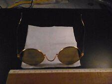 Солнцезащитные очки в позолоте клйемо RAL