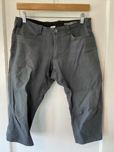 Swrve Skinny Knickers 31 Grey Gray Casual Cycling