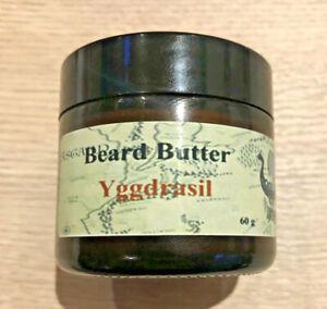 """Beard Butter Ironside Organic Vegan Friendly """"Ydddrasil"""" 60grams"""