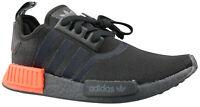 Adidas NMD R1 Herren Sneaker Turnschuhe Schuhe schwarz rot EE5107 Gr 36,5-46 NEU