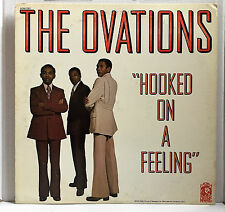 """Soul LP~ OVATIONS """"Hooked on a Feeling"""" MGM Sound of Memphis orig '72 promo NICE"""